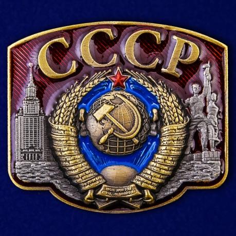 """Декоративная накладка """"Герб СССР"""""""