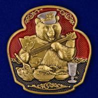 Декоративная накладка Русский медведь