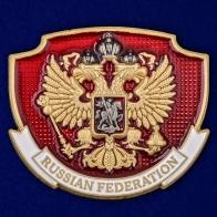 Декоративная накладка с гербом РФ