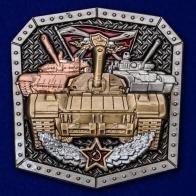 """Декоративная накладка """"Танковые войска"""""""