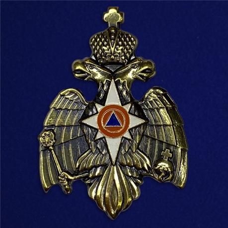 Декоративный шильд МЧС России
