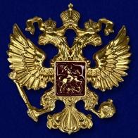 """Декоративный жетон """"Герб России"""""""
