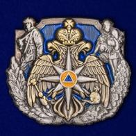 Декоративный жетон МЧС
