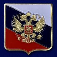 Декоративный жетон с гербом России