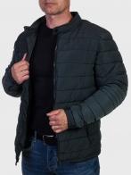 Демисезонная короткая мужская куртка Hölstark petit