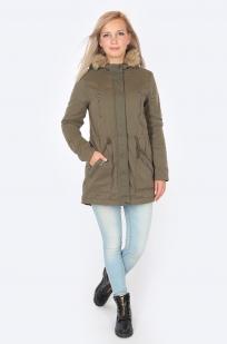 Демисезонная куртка-парка от Just Jeans (Австралия) для прохладного межсезонья