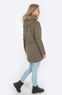 Демисезонная куртка-парка от Just Jeans (Австралия) доступна для заказа в Военпро