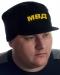 Демисезонная шапка-кепка МВД от бренда Miller - купить онлайн