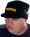 Демисезонная шапка-кепка МВД от бренда Miller - заказать оптом