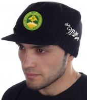 Демисезонная шапка с козырьком от бренда Miller Way - купить выгодно