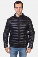 Демисезонная стеганая мужская куртка FOX (Израиль)