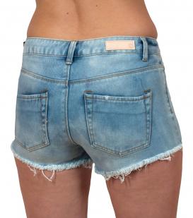 Дерзкие джинсовые шорты Pieces