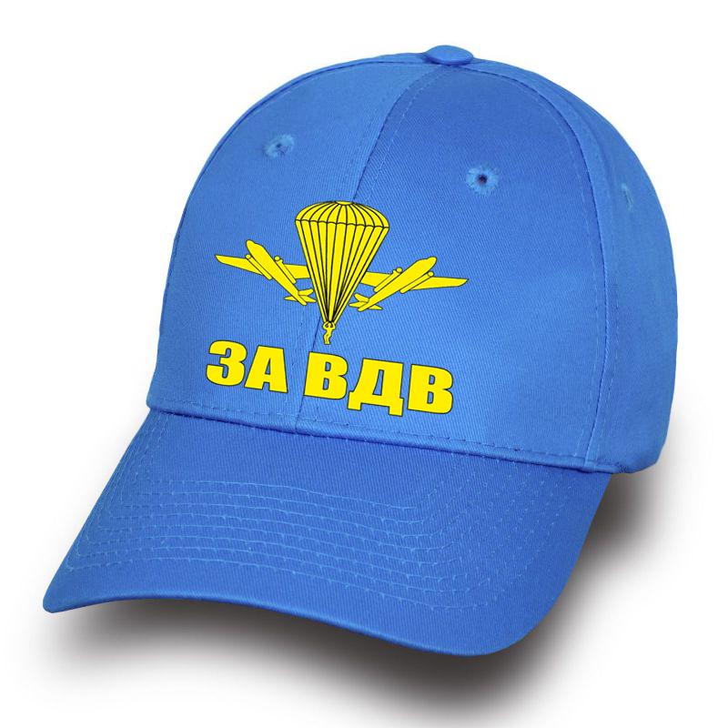"""Десантная кепка """"За ВДВ"""""""