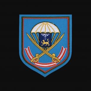 Десантная толстовка ВДВ с шевроном 104-го ПДП