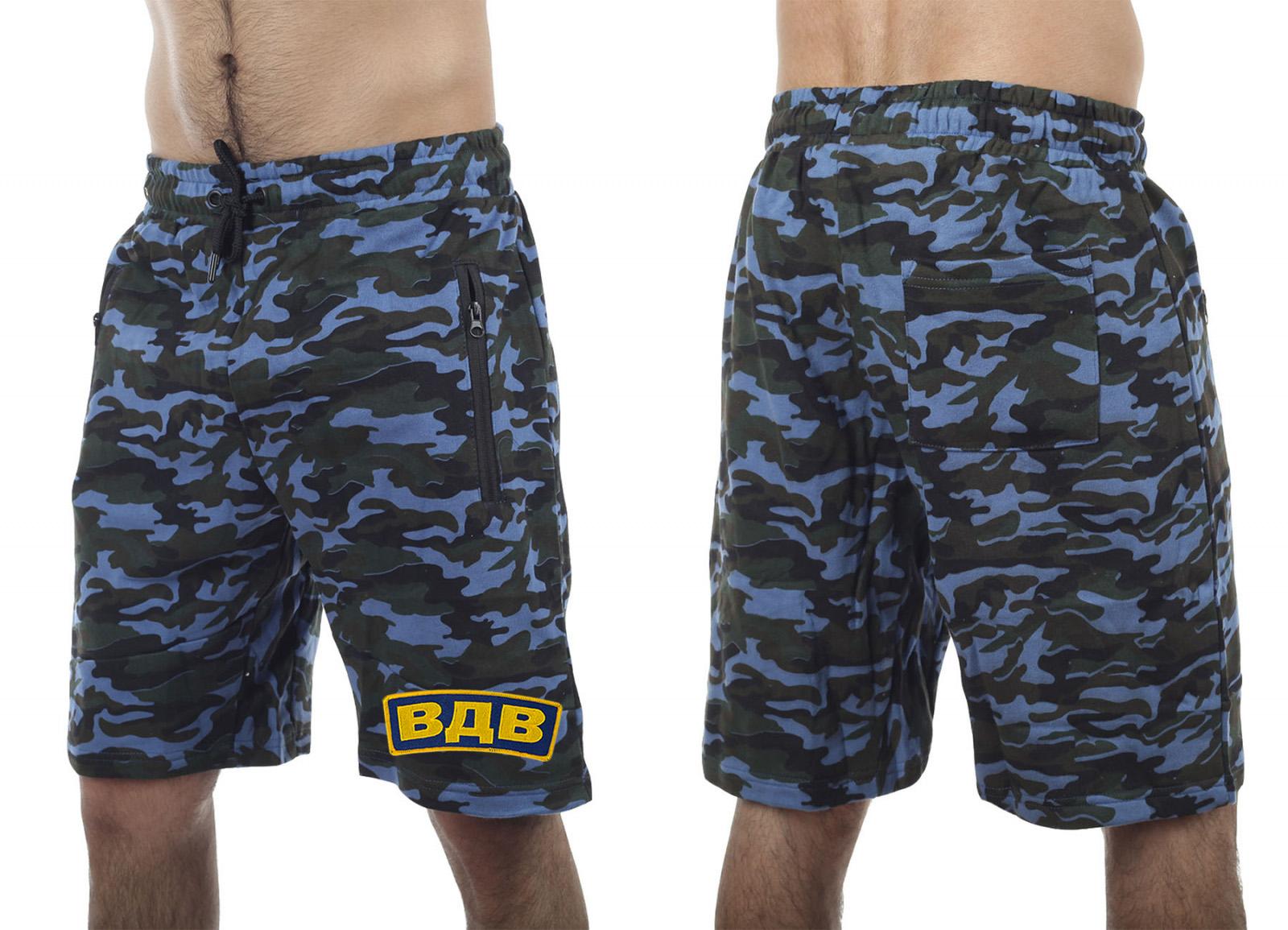 Десантные мужские шорты от New York Athletics.
