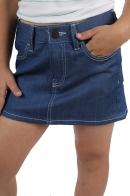 Детская джинсовая юбочка