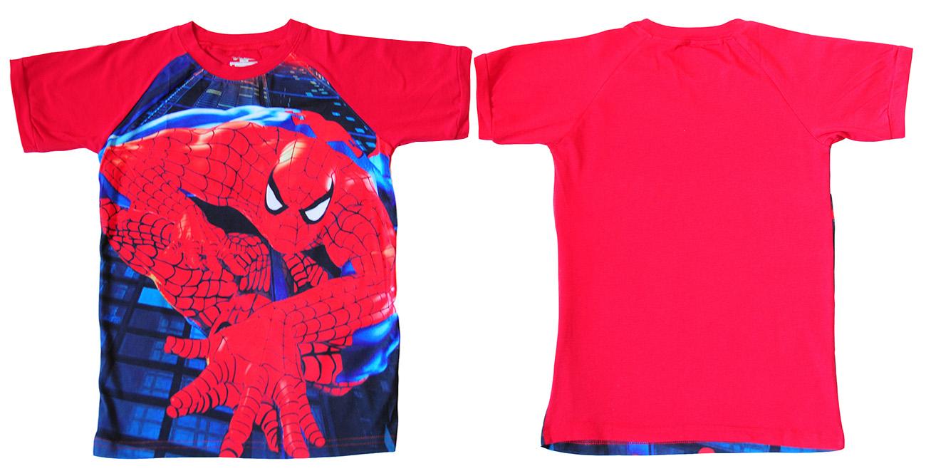 """Детская футболка """"Человек-паук"""" с доставкой"""