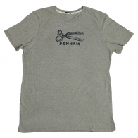 Футболка Denham. Модный бренд, от которого вы будете в восторге