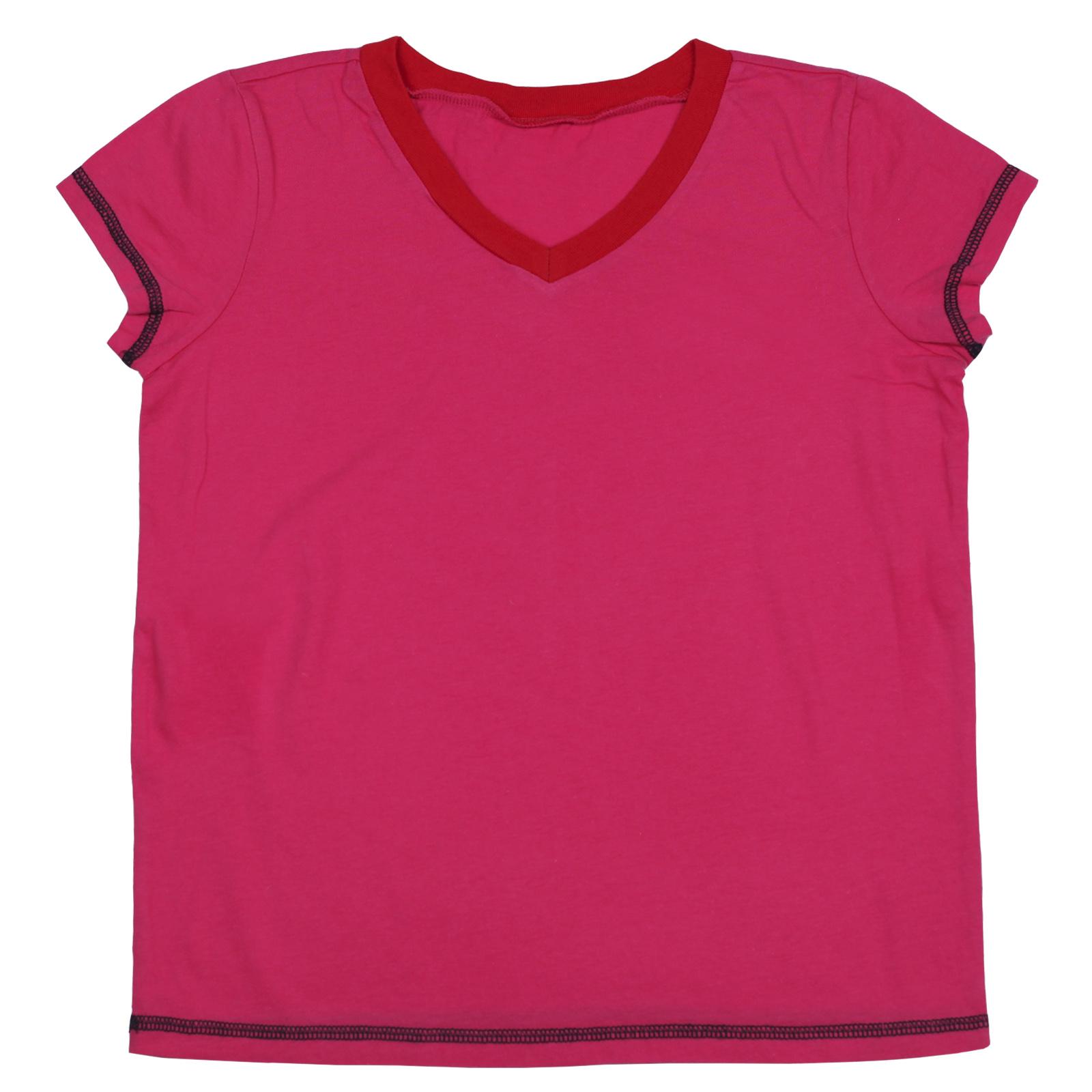 Детская футболка для девочки из приятного материала!