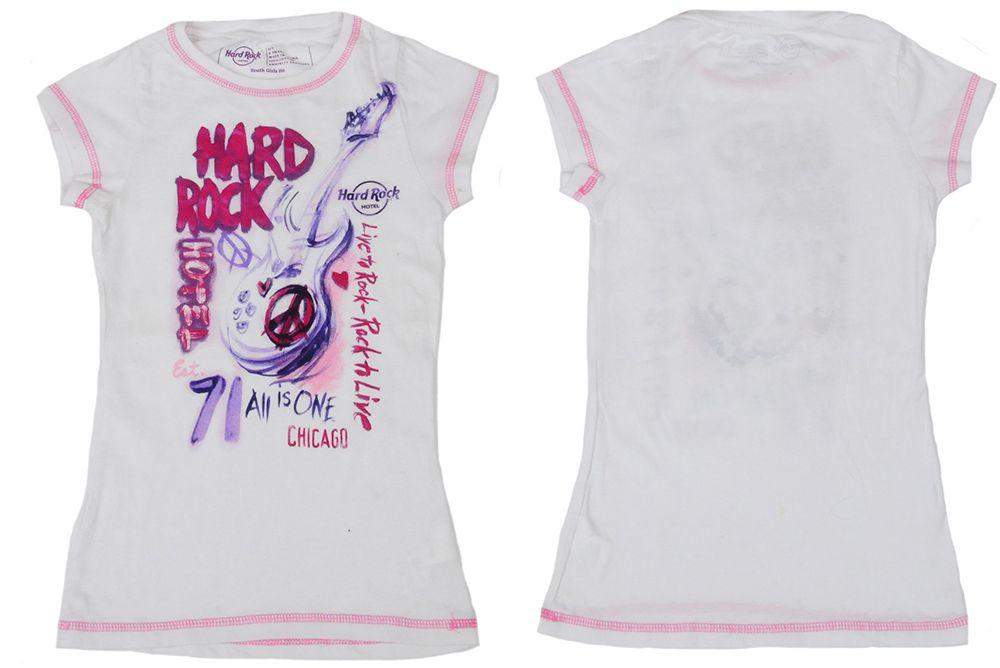 Детская футболочка Hard Rock® Chicago - общий вид