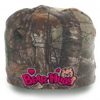 Детская камуфляжная шапка Bear Hugs