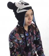 Детская шапка Микки-Маус на флисе. Ультрамодная и супер-теплая модель. Скорее заказывайте!
