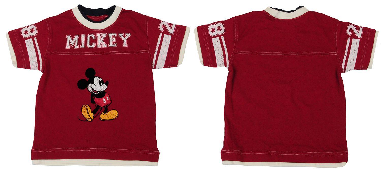 Детская спортивная футболка Disney® Mickey - общий вид
