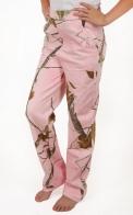 Модные брюки для девочки Realtree