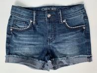 Детские летние джинсовые шортики