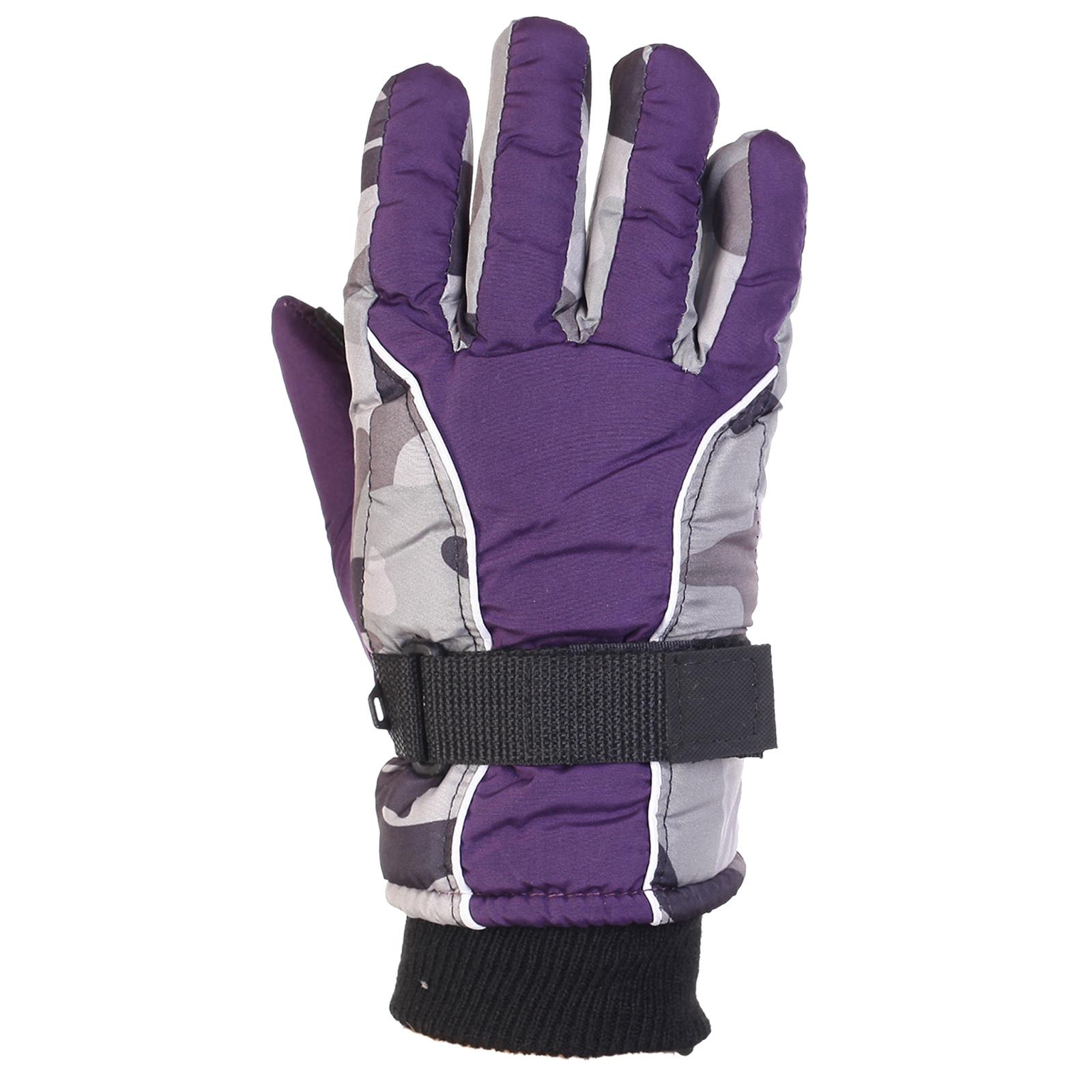 Купить детские перчатки на зиму от бренда Winter Proof