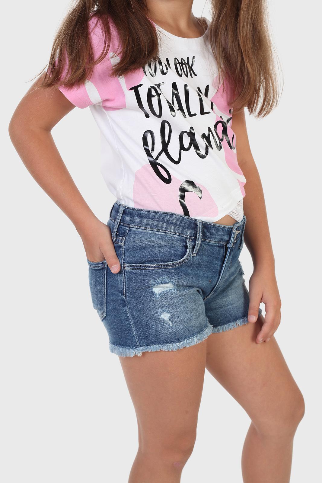 Детские джинсовые шорты Denim