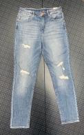 Детские стильные джинсы