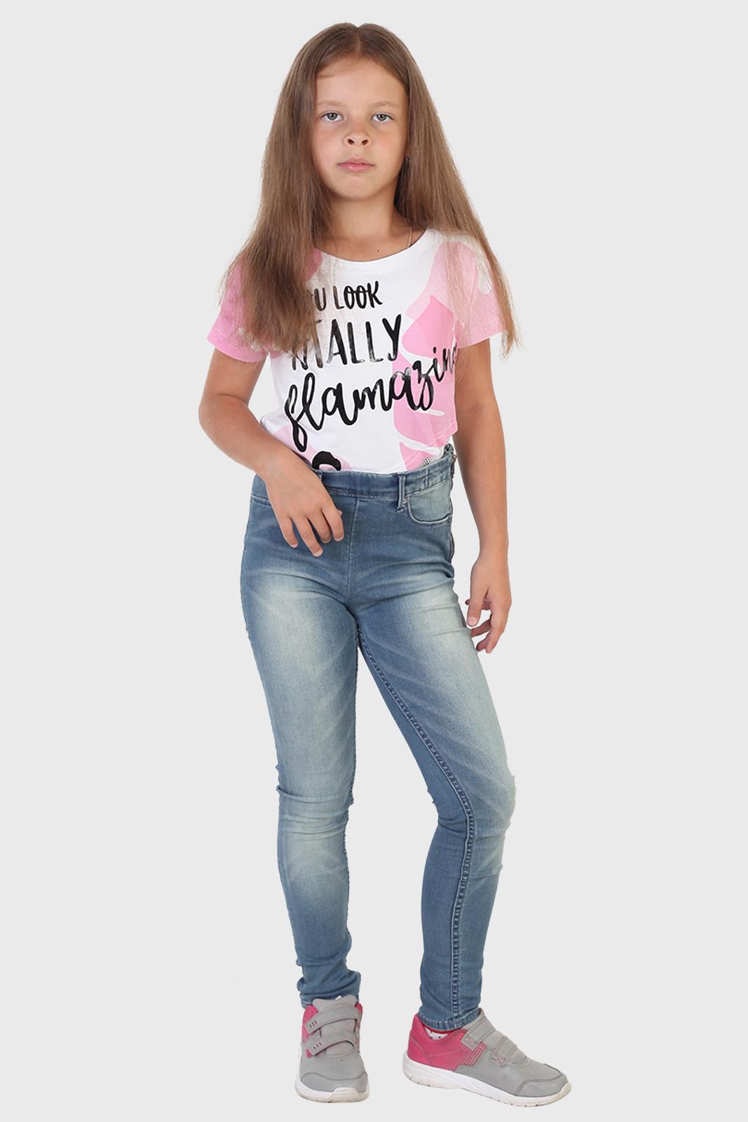 Женские детско-подростковые джинсы Denim