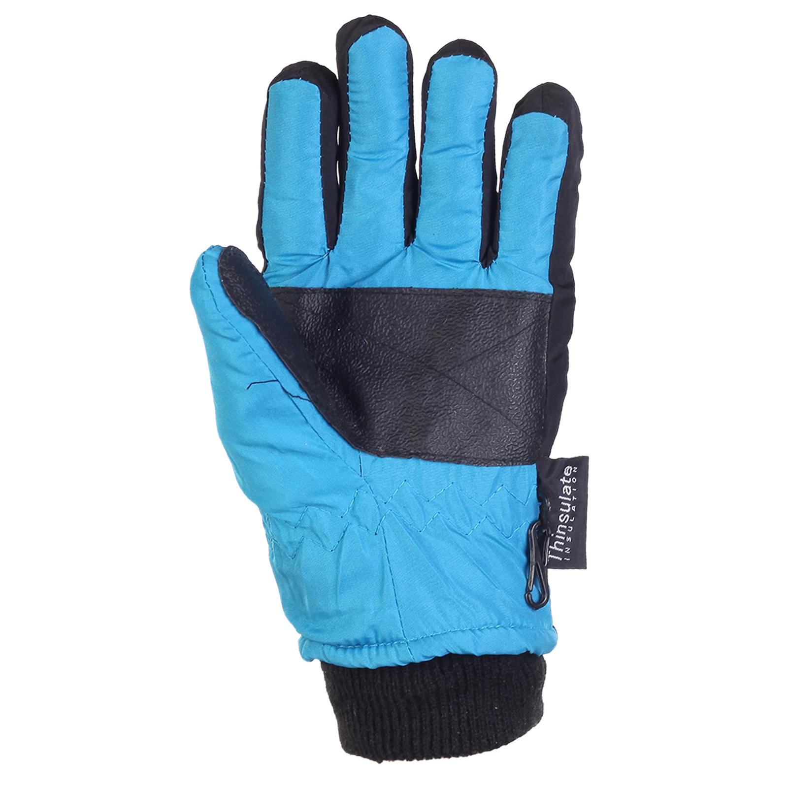 Детско-подростковые зимние перчатки Thinsulate