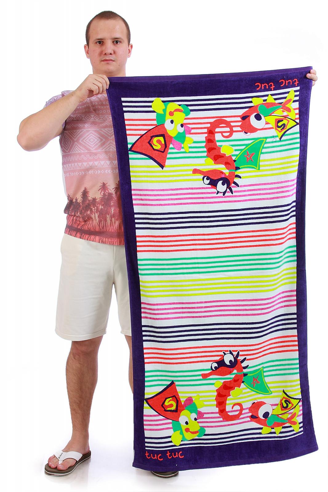 Детское пляжное полотенце - купить с доставкой онлайн