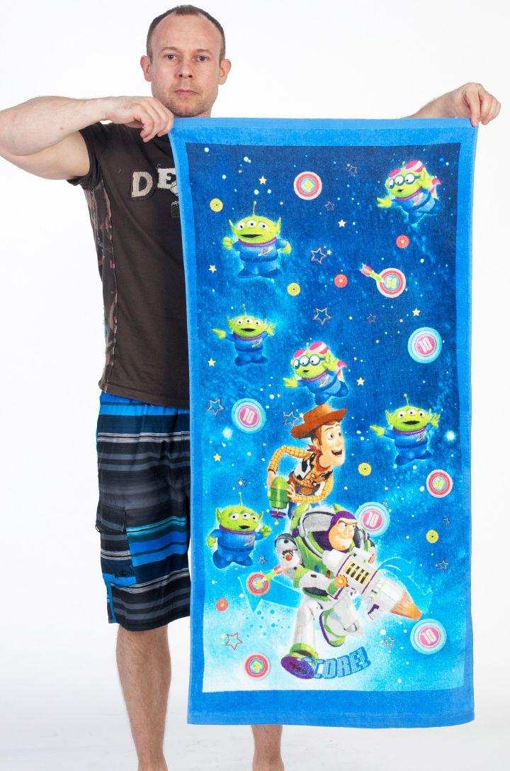 Дешевое махровое детское полотенце