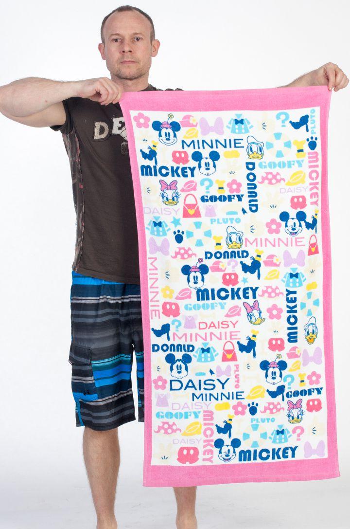 Детское полотенце Дисней - купить с доставкой