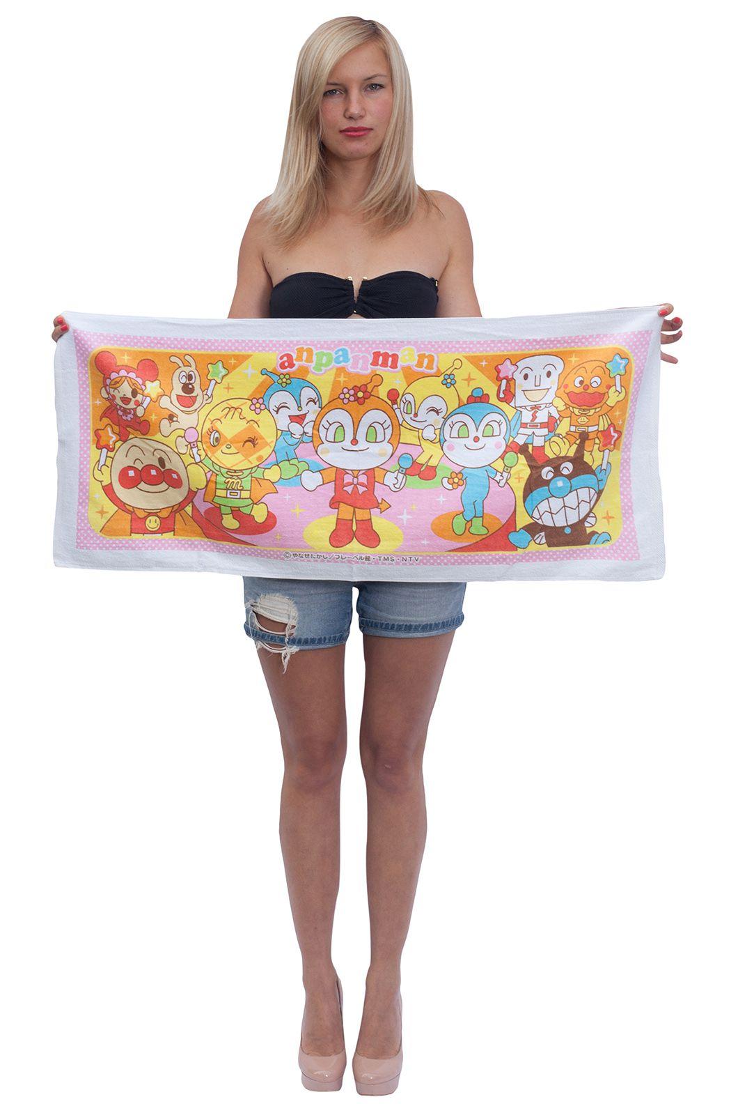 Детское полотенце с мульт героями - купить онлайн в интернет-магазине