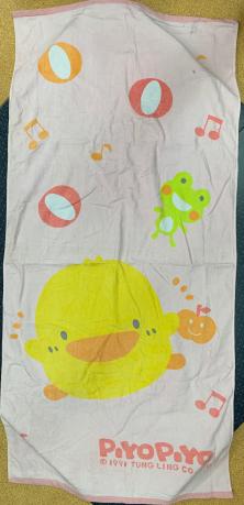 Детское полотенце с рисунком