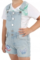 Детские шорты комбинезон для девочки