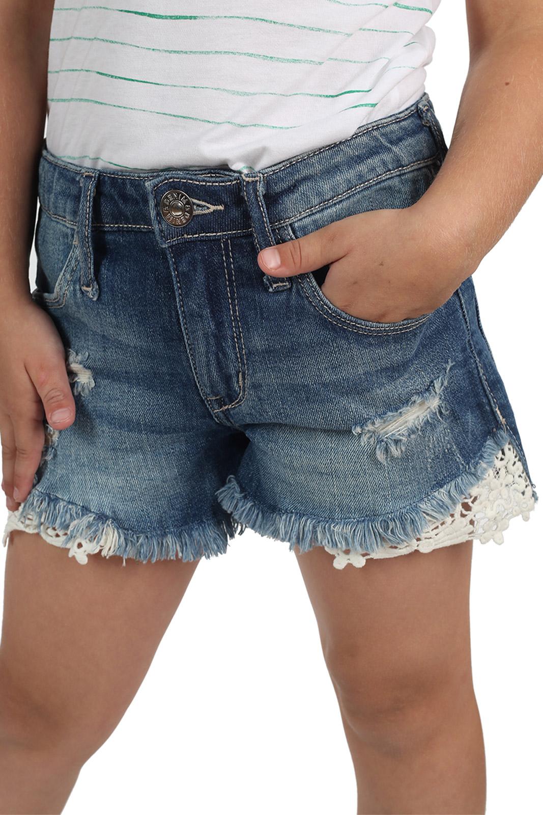 Детские шорты для девочек