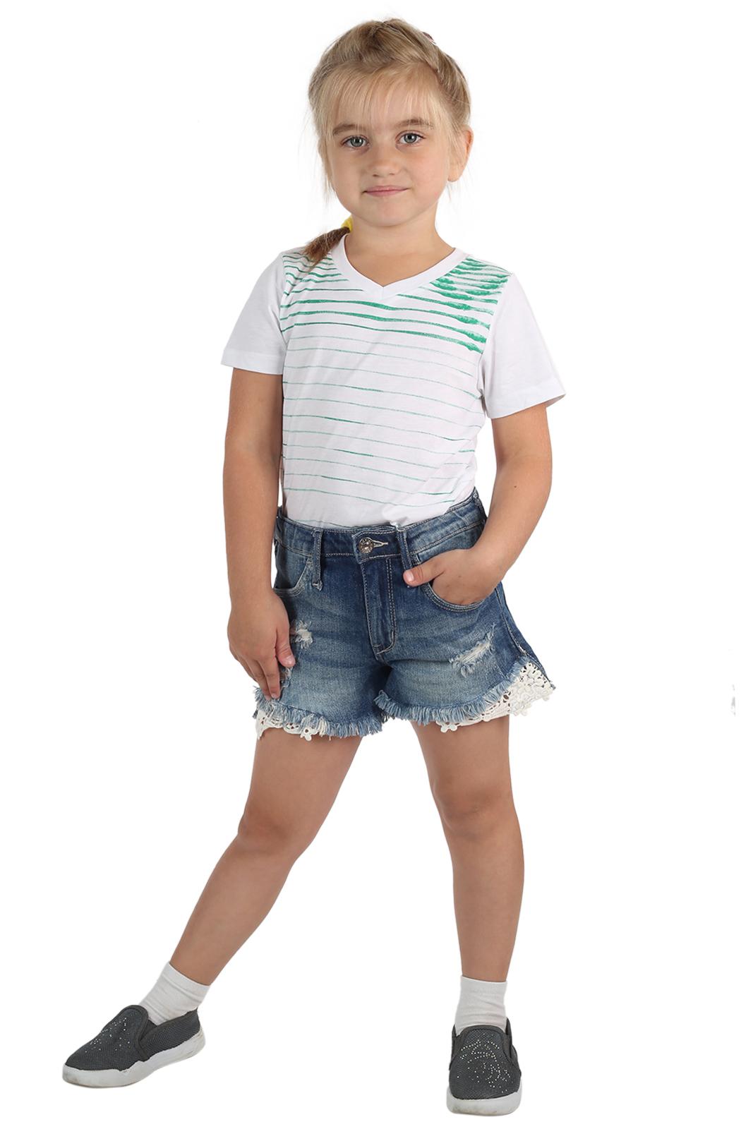 Модные детские шорты из джинса по супер цене