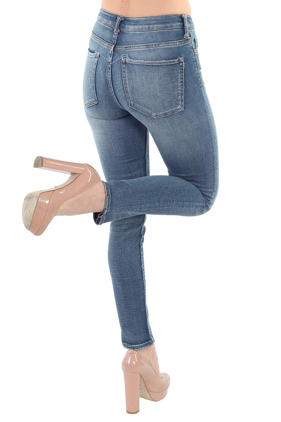 Женские джинсы скинни