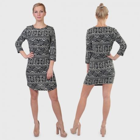 Ого-го! Дизайнерское платье KRUEBECK.