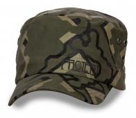Дизайнерская камуфляжная кепка Protest