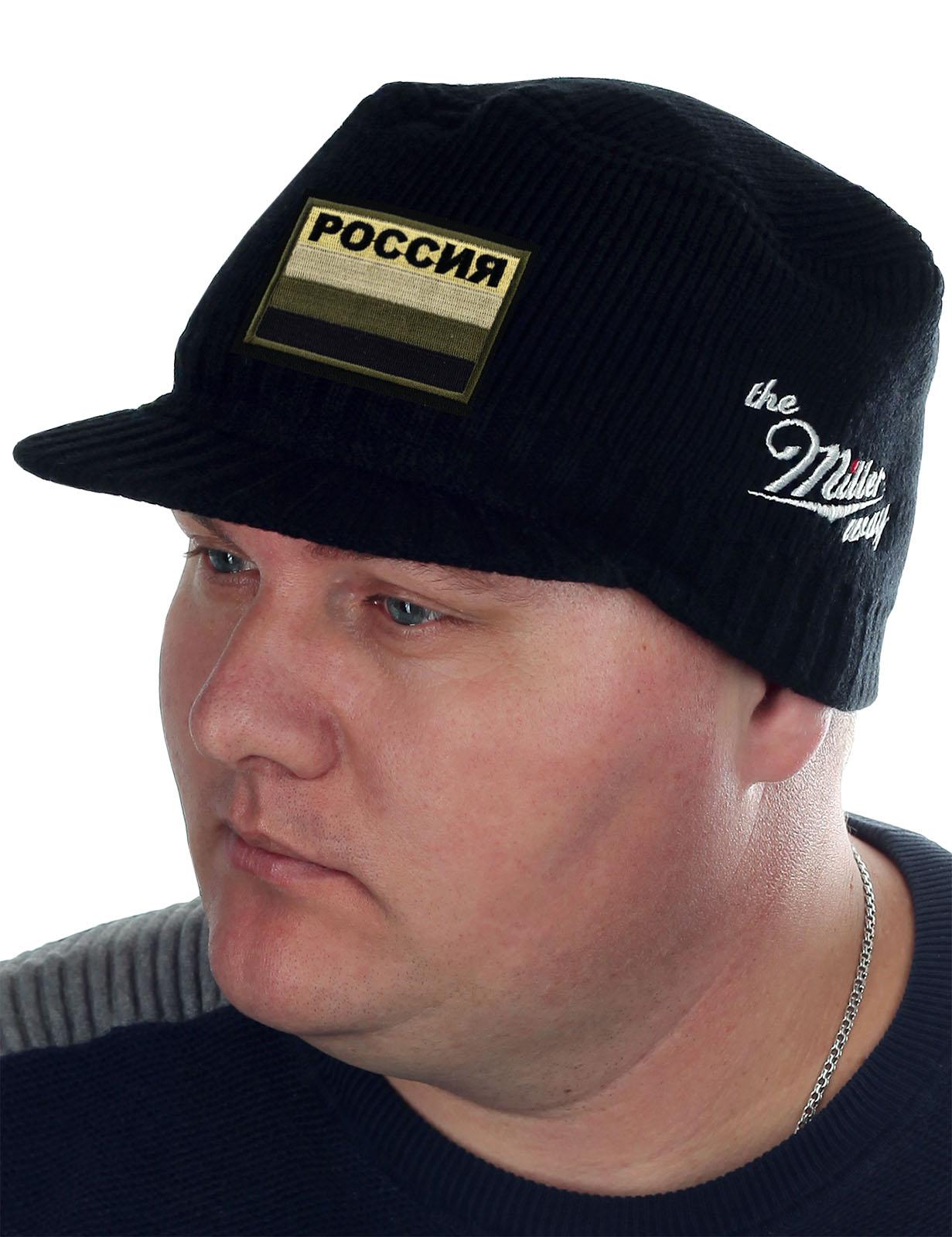Дизайнерская кепка от бренда Miller Way - купить онлайн