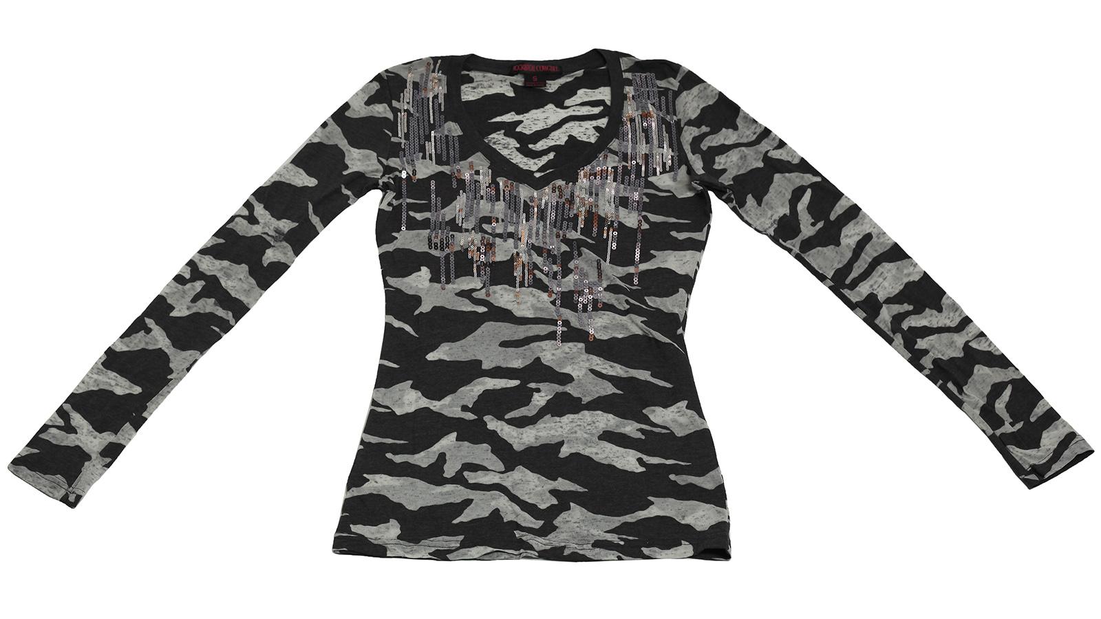 Дизайнерская кофточка от Rock&Roll CowGirl - стильная модель для девушек с изюминкой
