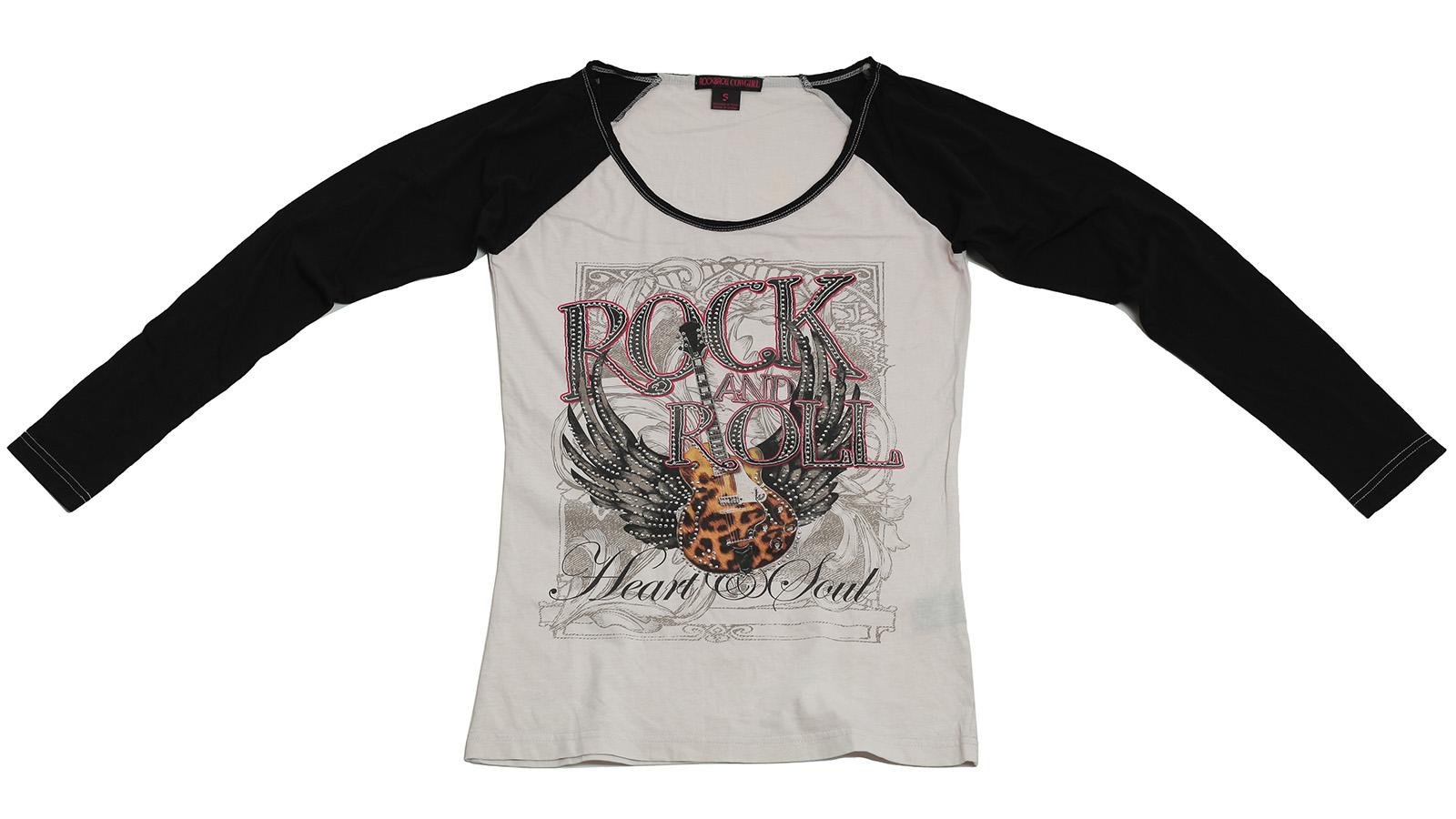 Дизайнерская кофточка Rock&Roll CowGirl с гитарой и крыльями. Уникальная модель отличного качества