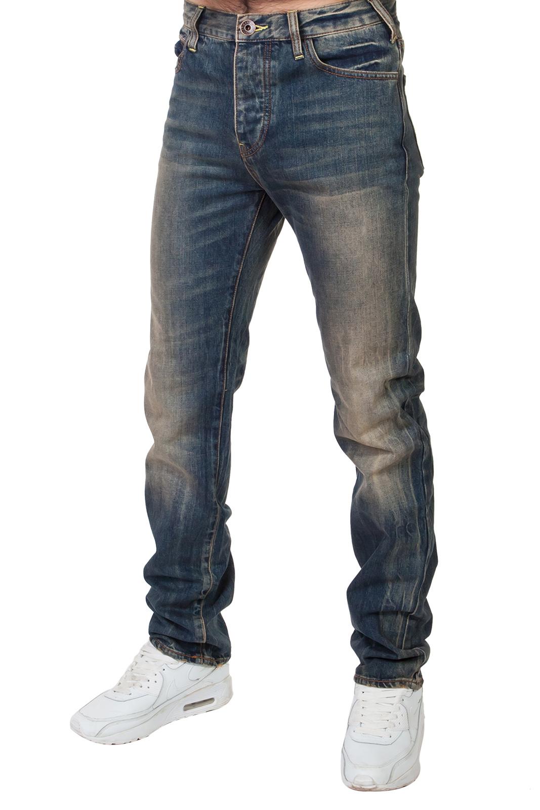 Модельные мужские джинсы по супер цене – опт получает 50% скидки