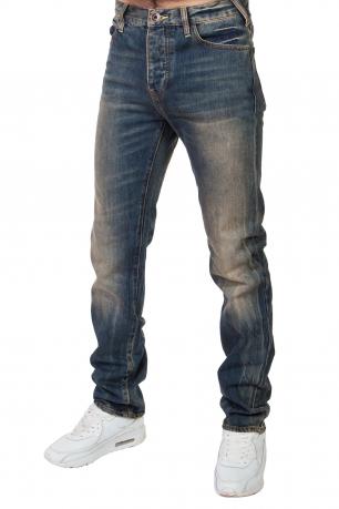 Дизайнерские мужские джинсы